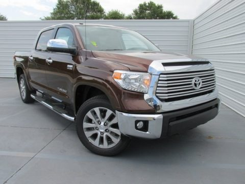 2015 Toyota Tundra Limited CrewMax 4x4 Data, Info and Specs
