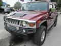 Red Metallic - H2 SUV Photo No. 7