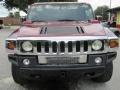Red Metallic - H2 SUV Photo No. 8