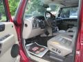 Red Metallic - H2 SUV Photo No. 9