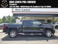 2014 Black Chevrolet Silverado 1500 High Country Crew Cab 4x4 #105891932