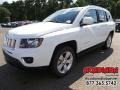 Bright White 2015 Jeep Compass Gallery