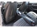 Rear Seat of 2016 Panamera GTS
