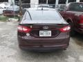 2013 Bordeaux Reserve Red Metallic Ford Fusion S  photo #3