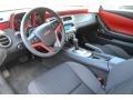 Black Interior Photo for 2014 Chevrolet Camaro #105944434