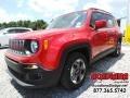 Colorado Red 2015 Jeep Renegade Latitude