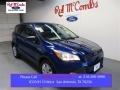 2016 Deep Impact Blue Metallic Ford Escape S #105954486