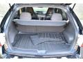 Carbon Black/Graphite Gray Alcantara Trunk Photo for 2008 Subaru Impreza #105958818