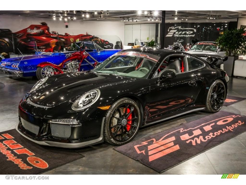 2015 Jet Black Metallic Porsche 911 Gt3 105954733 Photo 4 Gtcarlot Com Car Color Galleries