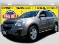 Mocha Steel Metallic 2012 Chevrolet Equinox LT