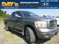 2006 Patriot Blue Pearl Dodge Ram 1500 Sport Quad Cab 4x4 #105990557