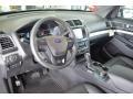 Ebony Black Interior Photo for 2016 Ford Explorer #106018451
