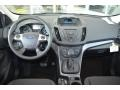 Charcoal Black Dashboard Photo for 2016 Ford Escape #106018919