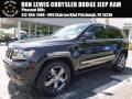 Brilliant Black Crystal Pearl 2013 Jeep Grand Cherokee Laredo 4x4