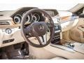 Silk Beige/Espresso Brown Dashboard Photo for 2016 Mercedes-Benz E #106039834