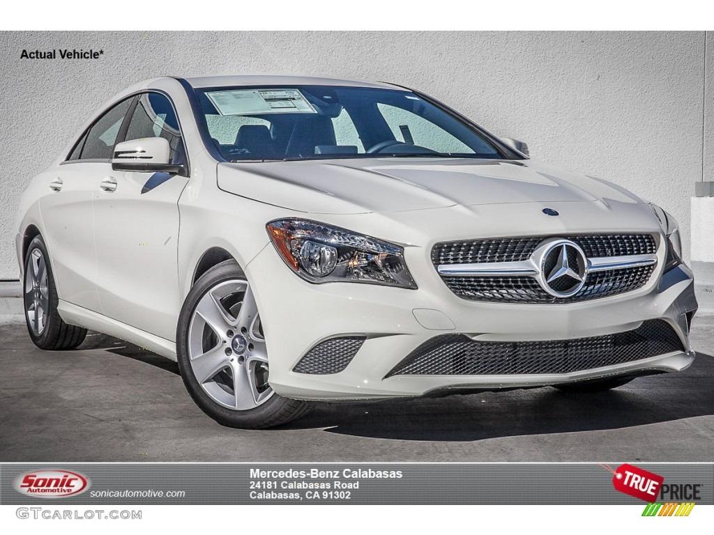 2015 Cirrus White Mercedes Benz Cla 250 106026451