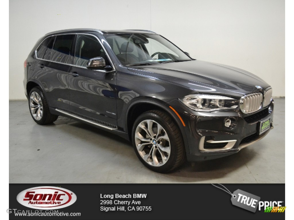 2014 Dark Graphite Metallic Bmw X5 Sdrive35i 106026584