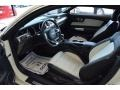 50th Anniversary Cashmere Interior Photo for 2015 Ford Mustang #106064133