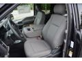 Medium Earth Gray Front Seat Photo for 2015 Ford F150 #106075222