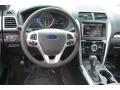 2015 Ford Explorer Pecan Interior Steering Wheel Photo