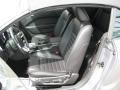 2007 Tungsten Grey Metallic Ford Mustang V6 Premium Convertible  photo #5