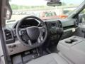 Medium Earth Gray 2015 Ford F150 Interiors
