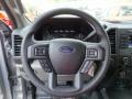 Medium Earth Gray Steering Wheel Photo for 2015 Ford F150 #106096243