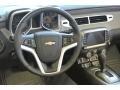 Gray Steering Wheel Photo for 2015 Chevrolet Camaro #106096549