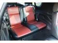 Rear Seat of 1999 VehiCROSS