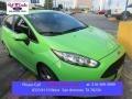 2015 Green Envy Ford Fiesta ST Hatchback #106113434