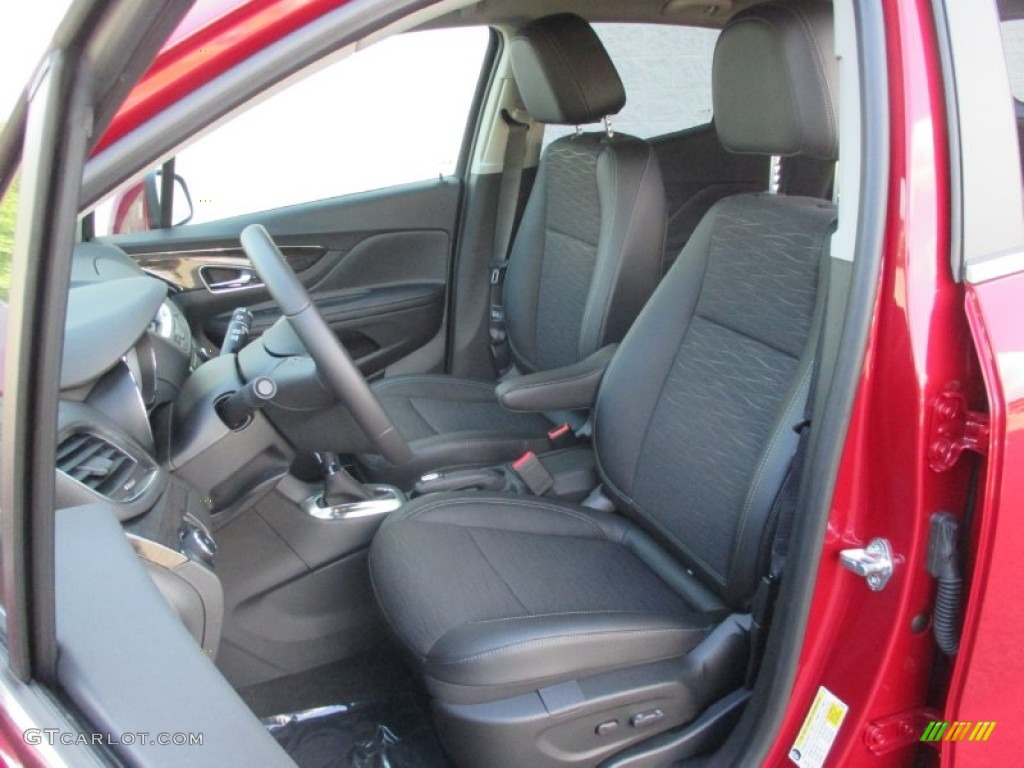 2015 Ruby Red Metallic Buick Encore Convenience 106113649 Photo 12 Car Color