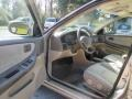 Blond 2000 Nissan Altima Interiors