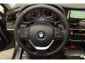 Black Steering Wheel Photo for 2016 BMW X3 #106133332