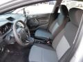 Charcoal Black Interior Photo for 2015 Ford Fiesta #106151446