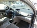 2012 Alabaster Silver Metallic Honda CR-V LX 4WD  photo #12