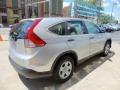 2012 Alabaster Silver Metallic Honda CR-V LX 4WD  photo #15