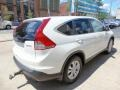 2013 White Diamond Pearl Honda CR-V EX AWD  photo #15