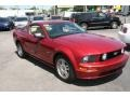 2007 Redfire Metallic Ford Mustang GT Premium Coupe  photo #3