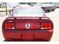2007 Redfire Metallic Ford Mustang GT Premium Coupe  photo #6