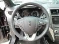 Ebony Steering Wheel Photo for 2015 Lincoln MKC #106227397
