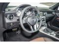 Dashboard of 2016 SLK 350 Roadster