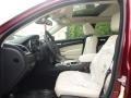 Black/Linen Front Seat Photo for 2015 Chrysler 300 #106234769