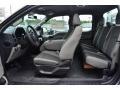 Medium Earth Gray Interior Photo for 2015 Ford F150 #106257711