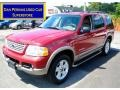2004 Redfire Metallic Ford Explorer Eddie Bauer 4x4 #106241695