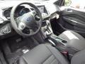 Charcoal Black Prime Interior Photo for 2016 Ford Escape #106261380