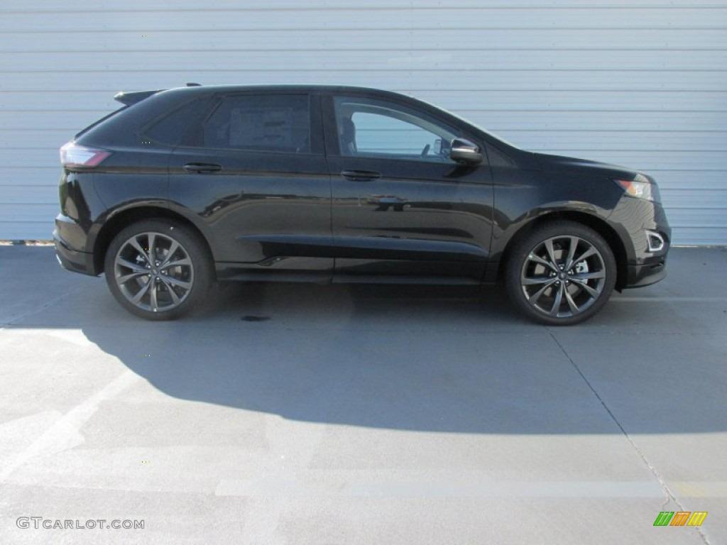 2015 tuxedo black metallic ford edge sport awd 106241873 photo 3