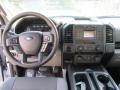Medium Earth Gray Dashboard Photo for 2015 Ford F150 #106297988