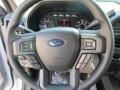 Medium Earth Gray Steering Wheel Photo for 2015 Ford F150 #106298042
