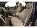Light Gray Front Seat Photo for 2005 Chevrolet Equinox #106299926