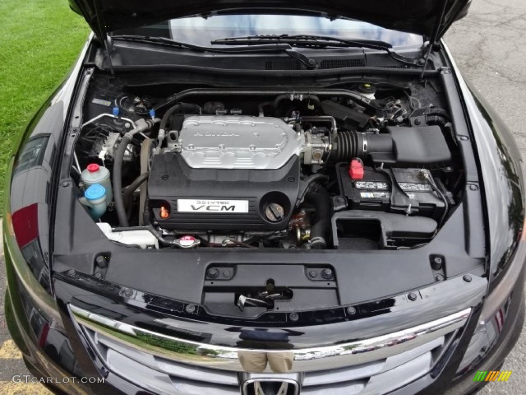2012 honda accord ex l v6 coupe engine photos. Black Bedroom Furniture Sets. Home Design Ideas